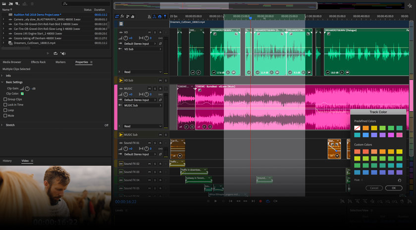 Adobe Audition CC 2020 13.0.7 Crack + Torrent Latest Version