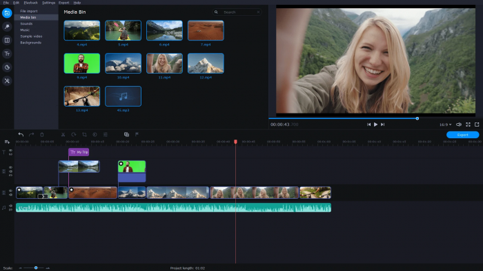 Movavi Video Editor Plus 21.0.1 Crack + Activation Key [2021]
