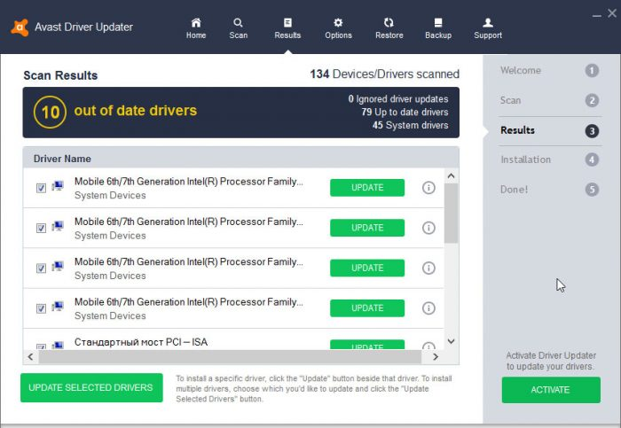 Avast Driver Updater Activation Key Download 2021