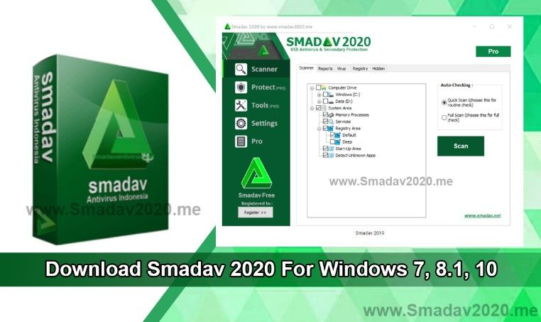 Smadav 2020 Rev 13.8 Crack + Serial Key Latest {2020}
