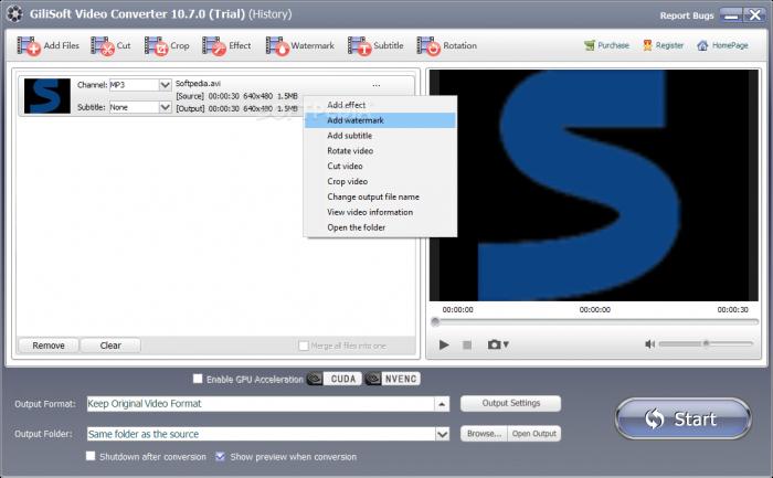 GiliSoft Video Converter Serial Key Download 2021