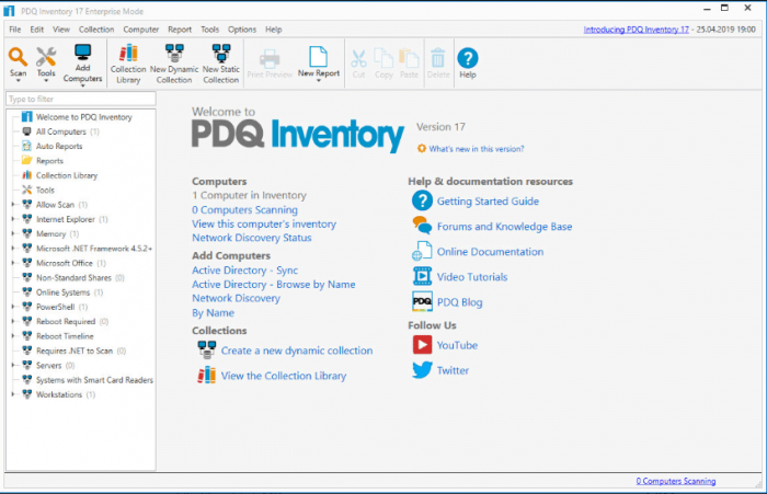 PDQ Inventory Enterprise 19.2.137.0 With Crack License Key [2021]