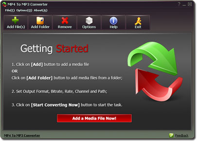 MP4 To MP3 Converter Serial Key