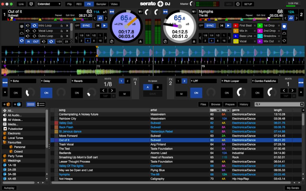 Serato DJ Pro 2.3.8 Crack + Download Full Version 2021 {Mac/Win}