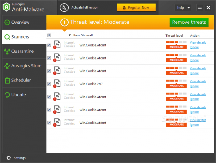Auslogics Anti-Malware 1.21.0.3 + Crack License Key [Latest]