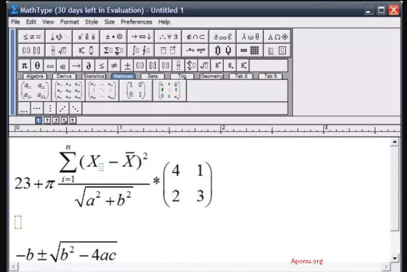 MathType 7.4.4 Full Crack With Keygen Download 2021 [Latest]