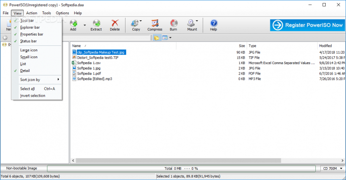 PowerISO 7.8 Crack With Serial Key Free Download 2021 [Latest]
