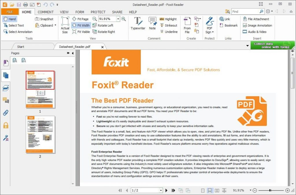 Foxit Reader Torrent Download 2021