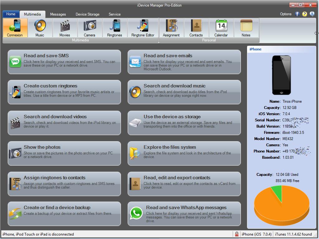 iDevice Manager Pro 10.2.0.0 Crack + License Key [Latest]