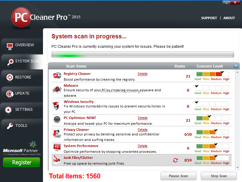 PC Cleaner Pro 2021 Crack Plus License Key Download [Latest]