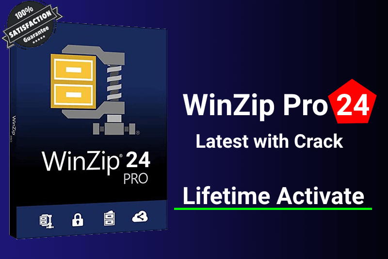 WinZip Pro 24 Crack With Activation Key Free Download [2021]