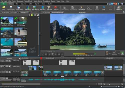 VideoPad Video Editor 8.71 Crack Free Registration Code [Latest]