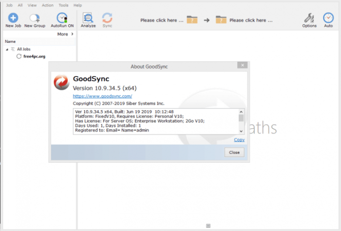 GoodSync Torrent + Activation Code 2021 [Latest]