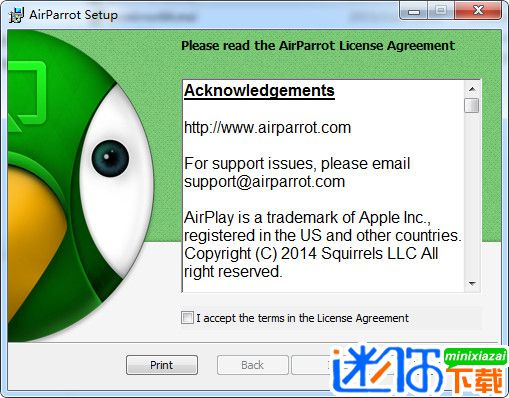 AirParrot 3.1.1 Crack + License Key Free Download 2021