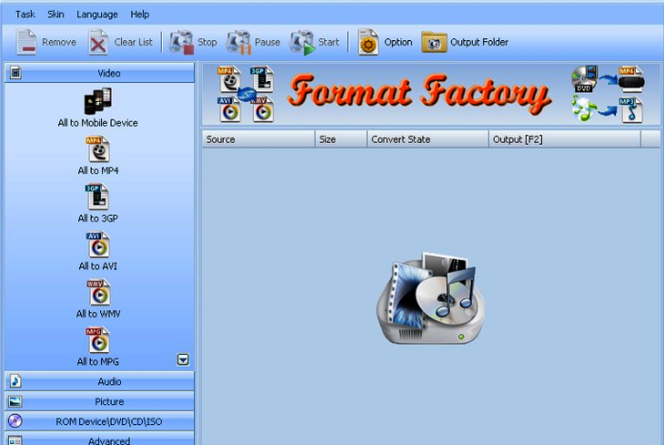 Format Factory 5.5.0.0 Crack + Serial Key Free Download [Latest]